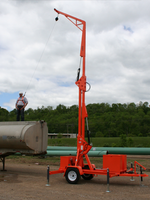 Grabber 174 Mobile Fall Protection System Chbullco Com